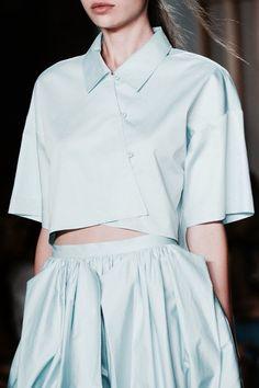 — Tibi S/S 2015, New York Fashion Week