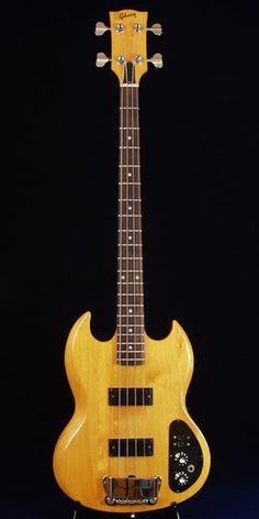 1973 Gibson SB-450 Bass