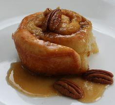Légende d'Automne: Gâterie du jour.. Cinnamon Rolls, Apple Pie, Baked Potato, Biscuits, French Toast, Brunch, Pudding, Bread, Cooking