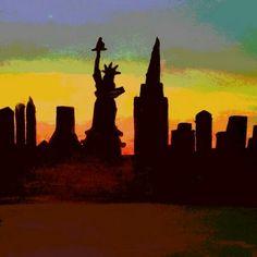 # New york