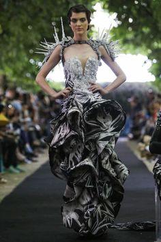 Paris Couture Fashion Week: On Aura Tout Vu F/W14 Collection #couture