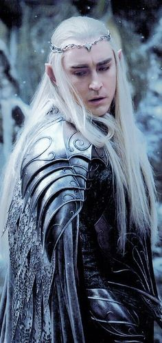 Lee Pace as Thranduil is exactly what I pictured for Tamlin, Lord of the Spring . Lee Pace as Thra Lee Pace Thranduil, Legolas And Thranduil, Aragorn, Gandalf, The Hobbit Movies, O Hobbit, Tauriel, Lotr, Lord Of Rings