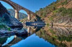 Bridge near Auburn CA