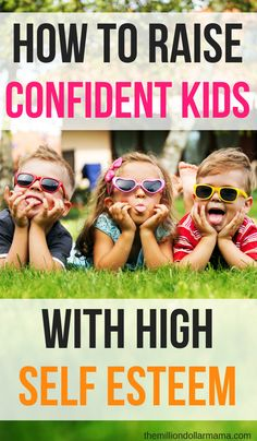 8 Strategies to Boost Your Child's Self Esteem How to raise confident kids with high self-esteem Practical Parenting, Gentle Parenting, Parenting Teens, Parenting Advice, Peaceful Parenting, Self Esteem Kids, Self Esteem Books, Dad Advice, New Parent Advice