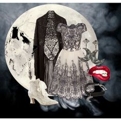Lunatic by melissabaggett on Polyvore featuring polyvore, fashion, style, Dorothy Perkins, Martha Medeiros, Funtasma and Gypsy Warrior