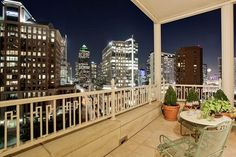 Ridiculous penthouse condo in Uptown Dallas at the Ritz Carlton residences.