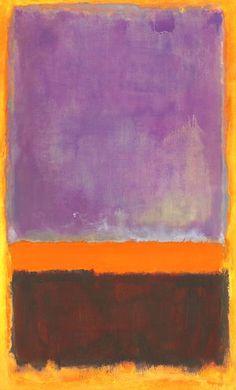 Untitled ~ Mark Rothko