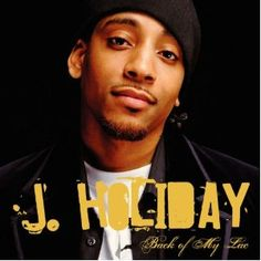 j. holiday / back of my lac