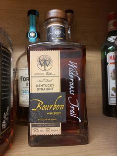 Good Whiskey, Bourbon Whiskey, Whisky, Small Batch Bourbon, Wilderness Trail, Whiskey Bottle, Kentucky, Alcohol, Drinks