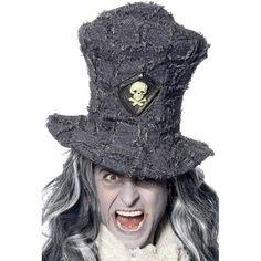 Gravedigger Top Hat