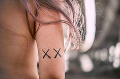 Kaws Tattoo I want