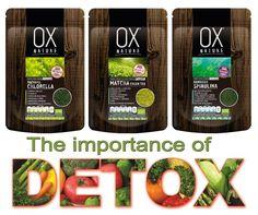 Amostras e Passatempos: Passatempo Detox com Ox Nature by Poupadinhos e co...