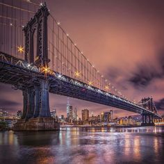 Manhattan Bridge by Louis Grimace Ortiz by newyorkcityfeelings.com - The Best Photos and Videos of New York City including the Statue of Liberty Brooklyn Bridge Central Park Empire State Building Chrysler Building and other popular New York places and attractions.
