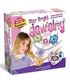 Love this Star Bright Jewelry Kit on #zulily! #zulilyfinds