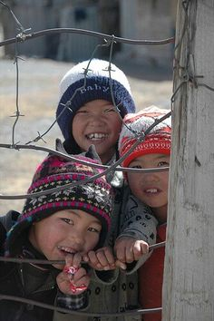 Kyrgyzstan children