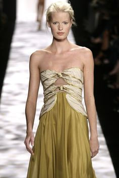 Badgley Mischka at New York Fashion Week Spring 2007
