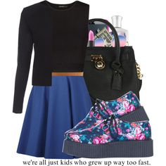 Untitled #160, created by xmonishax on Polyvore