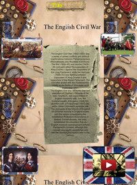 Glog about the English Civil War