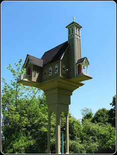 Untitled | Flickr - Photo Sharing! Bird house