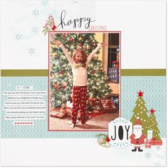 A Cricut® Christmas! See what we're making with our specialty Cricut® cartridges!