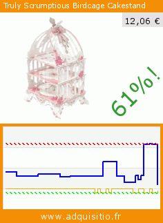 Truly Scrumptious Birdcage Cakestand (Divers). Réduction de 61%! Prix actuel 12,06 €, l'ancien prix était de 31,24 €. http://www.adquisitio.fr/talking-tables/truly-scrumptious