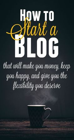 A step by step tutorial on how to start a blog in only than 15 minutes. It's easier than you think! http://www.kevcharlie.com/how-to-start-your-blog