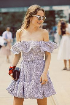 LoLoBu - Women look, Fashion and Style Ideas and Inspiration, Dress and Skirt Look Colorful Outfits, Trendy Outfits, Look Fashion, Womens Fashion, Fashion Trends, Fashion 101, Cheap Fashion, Dress Fashion, Fashion Clothes