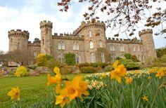 Cholmondeley Castle - Cheshire