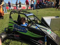 Just thunder chassis quarter midget throating hate when