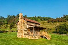 Restored Old Log Homes - Bing Images