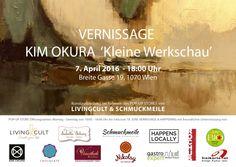 KIM OKURA #Vernissage # Wien #KOKVIE #kimokura 7. April 2016 #popupstore #eröffnung #livingcult #schmuckmeile