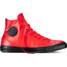 Converse Chuck Taylor All Star Rubber – casino Sneakers ($65) ❤ liked on Polyvore featuring shoes, sneakers, casino, converse footwear, converse high tops, rubber shoes, hi tops and converse shoes