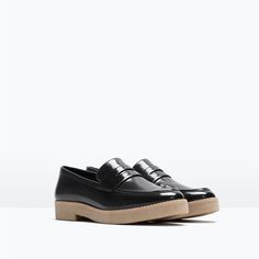 COMBINATION MOCCASIN-View all-Shoes-TRF-SALE   ZARA United States