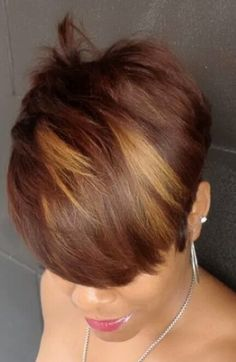 Cute cut & color