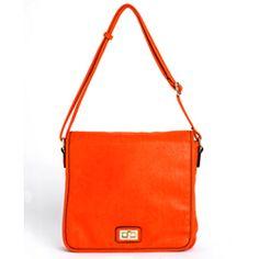 ORANGE! brights landing | Charming Charlie - #CCStyle Orange purse
