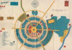 Atatürk'ün İdeal Cumhuriyet Köyü Projesi(1937).  Atatürk'ün bu projesi Zeitgeist Hareketi tarafından geleceğin 'Venüs Projesi' olarak dünyaya sunulmuştur. Zeitgeist filmlerinde dünyayı kasıp kavuran Venüs Projesi, Atatürk'ün İdeal Cumhuriyet Köyü Projesi ile akıl almaz benzerlikleri var. Atatürk'ün bu projesi Venüs Projesi'nden tam 80 yıl önce tasarlanmıştır.  Bu projede 43 adet yapı ve yapıt bulunmaktadır.