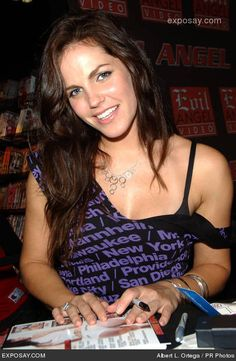 I love you, Bobbi Starr!