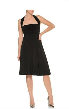 SACHA DRAKE Ultimate Black Dress. Convertible Dress. 20 Dresses in 1. Cocktail Dress. Work Dress. Bridesmaid Dress. Evening Dress. Maternity Dress. Maternity Wear. Casual Dress. Little Black Dress. Amazing Dress. Travel Wardrobe. Babydoll Black Dress. Halter Neck Black Dress. LBD.