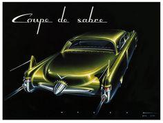 Cadillac Coupe De Sabre