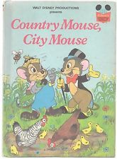Country Mouse, City Mouse. Walt Disney's Wonderful World of Reading
