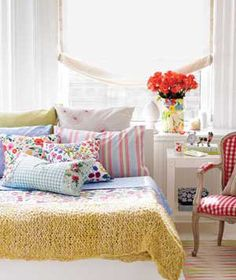 23 Bedroom Decorating Tricks|Dreaming of a stylish space to sleep in? Wake up a tired-looking room with these quick and simple tips.