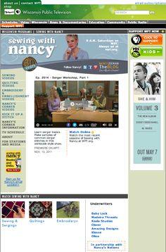 Nancy Zieman/Sewing With Nancy/how to use a serger/serger tips | Nancy Zieman Blog