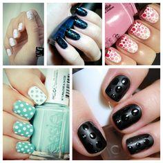 Especial de polka nails