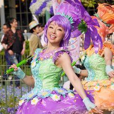 #シェアInstagram 春だなぁ(∩*´꒳`*∩) #東京ディズニーランド#tokyodisneyland#disneyland #ヒッピティホッピティスプリングタイム #ディズニーイースター #ディズニーダンサー #tdl #ヒピホピ