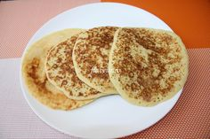 PANCAKES CU GRIS (FARA OU) - Flaveur Baby Food Recipes, Cooking Recipes, Toddler Meals, Toddler Food, Food To Make, Pancakes, Food And Drink, Yummy Food, Vegan