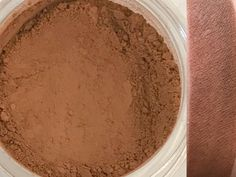 GINGERBREAD- Matte Eyeshadow- All Natural, Vegan Friendly Eyeshadow and Eyeliner Makeup