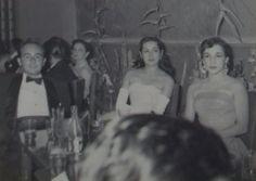 CLUB COLOMBIA DE CALI. WALTER VELASCO MEJIA, CON CLARA Y LUCIA VÉLEZ HOYOS .