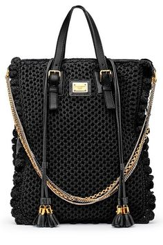 Black Dolce bag always needed of course for LeDiedra Baldwin.