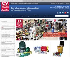 SOS Survival Products has been a leader in emergency preparedness supplies since 1989. Check out their website. http://www.sosproducts.com Via Mail SOS Survival Products 15705 Strathern St., #11 Van Nuys, California 91406  Via Phone 1-800-479-7998  Via E-mail orders@sosproducts.com  Via Fax 1-818-909-0360  Store & Phone Order Hours 8:00 am to 5:00 pm – Monday to Friday 8:00 am to 4:00 pm – Saturday