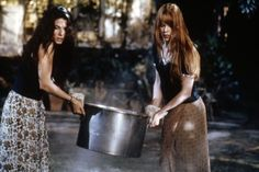 Practical Magic - Publicity still of Nicole Kidman & Sandra Bullock. The image measures 1400 * 937 pixels and was added on 15 December Sandra Bullock Nicole Kidman, Practical Magic Movie, Magical Home, Black Magic Woman, Love Spells, The Duff, Movies And Tv Shows, Long Hair Styles, Magic House